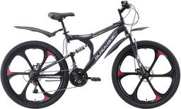 Велосипед Black One Totem FS 26 D FW ...