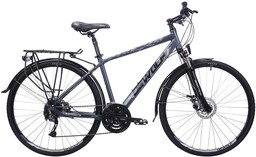 """Велосипед Dewolf Asphalt 2 Grey 28"""""""