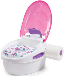 Summer Infant Step-By-Step Potty розовый