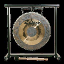 """Zildjian 12"""" Traditional Gong a..."""