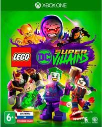 Lego DC Super-Villains Xbox One русск...