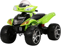 Barty Quad Pro М007МР Green