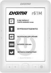 "Электронная книга Digma R61M 6"" 4Gb W..."