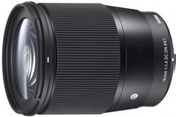 Sigma 16mm f/1.4 DC DN Contemporary Sony