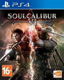 SoulCalibur VI PS4 русские субтитры