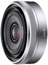 Sony E 16mm f/2.8 SEL-16F28