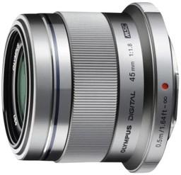 Olympus M.Zuiko Digital 45mm f/1.8 Si...