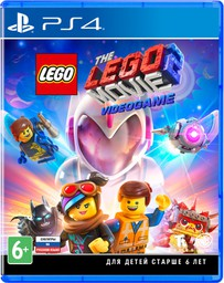 LEGO Movie 2 Videogame PS4 русские су...