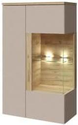 Шкаф навесной левый Интердизайн Тоскано…