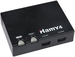 Sega-Dendy Hamy 4 350-in-1 Assassin C...