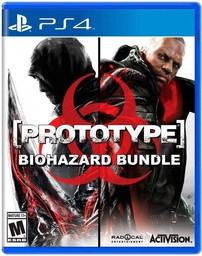Prototype Biohazard Bundle PS4 англий...