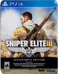 Sniper Elite 3 Collector's Edition PS...