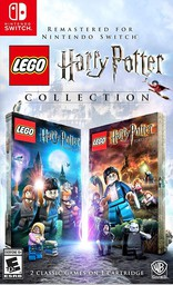 Lego Harry Potter Collection Nintendo...
