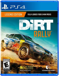 Dirt Rally Legend Edition PS4 русские...