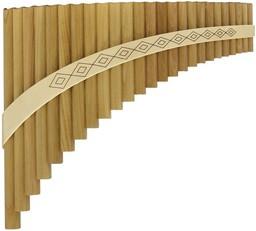 Gewa Pan Flute Soloist G 25 Tubes