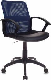 Офисное кресло Бюрократ CH-590/BL/BLA...