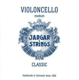 Jargar Strings Cello-Set-Blue Classic