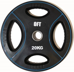 Original FitTools FT-DPU-20 20 кг оли...