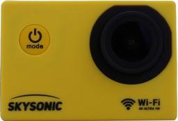 Экшен-камера Skysonic Sport AT-Q3 Yel...