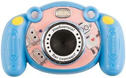Экшен-камера Smarterra Mooviq Blue