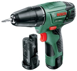 Дрель Bosch 06039A2021 (2 АКБ)