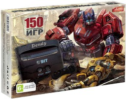 Dendy Transformers 150-in-1 8Bi...