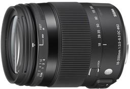Sigma AF 18-200mm f/3.5-6.3 DC Macro OS…