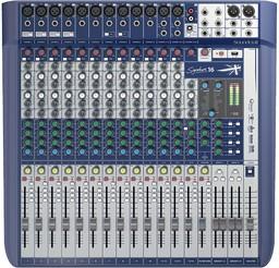 Микшерный пульт Soundcraft Signature 16