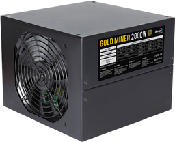 Блок питания Aerocool Gold Miner 2000W