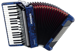 Hohner The New Bravo III 72 Dar...
