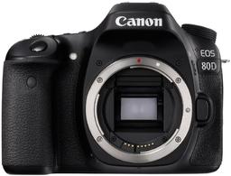 Фотоаппарат Canon EOS 80D Body Black