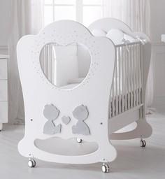 Кроватка Baby Expert Cuore di Mamma б...