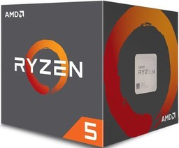 Процессор (CPU) AMD Ryzen 5 1400 3.2GHz