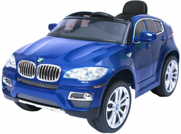 Электромобиль Barty BMW X6 Blue