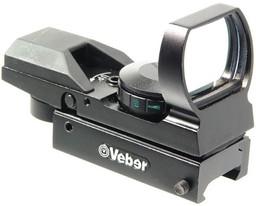 Прицел Veber 1x22x33 RG Weaver