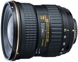 Tokina AT-X 128 12-28mm f/4 Pro DX Nikon