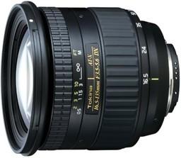 Tokina AT-X 16.5-135mm f/3.5-5.6 DX N...