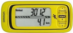 Omron HJA-300 Yellow