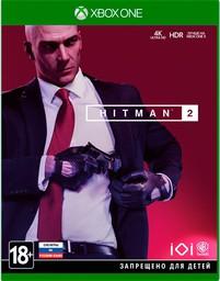 Hitman 2 Xbox One русские субтитры
