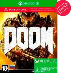 Игра Doom OAK Edition Xbox One русски...