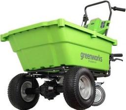Садовая тележка Greenworks G40GC