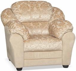 Кресло Цвет Диванов Беата карамель 91x1…