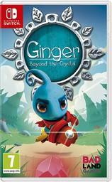 Ginger: Beyond the Crystal Nintendo S...