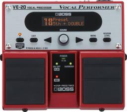Прибор звуковой обработки Boss VE-20