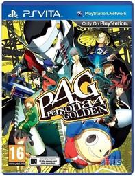 Persona 4 Golden PS Vita английская в...