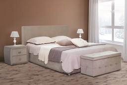 Двуспальная кровать Цвет Диванов Викт...