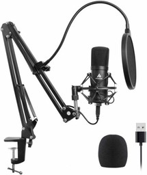 Maono AU-A04 USB Microphone Kit