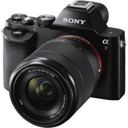 Фотоаппарат Sony Alpha A7 Kit 28-70mm...