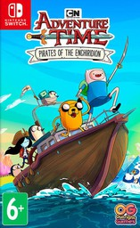 Adventure Time: Pirates of Enchiridio...