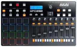 Dj-контроллер Akai Pro MPD232